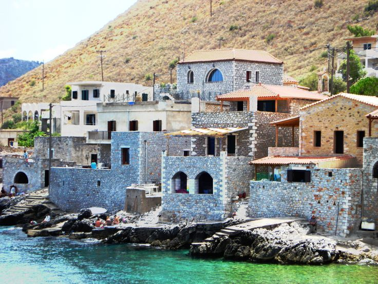 #Mani #Peloponnese #Greece