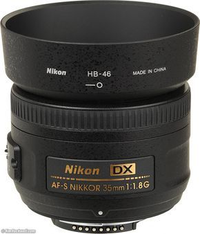 Absolutely fantastic lens for an DX series Nikon camera - the Nikon 35mm f/1.8 DX