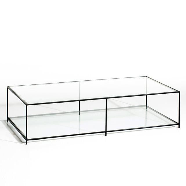 Table basse verre trempé, Sybil AM.PM | La Redoute Mobile