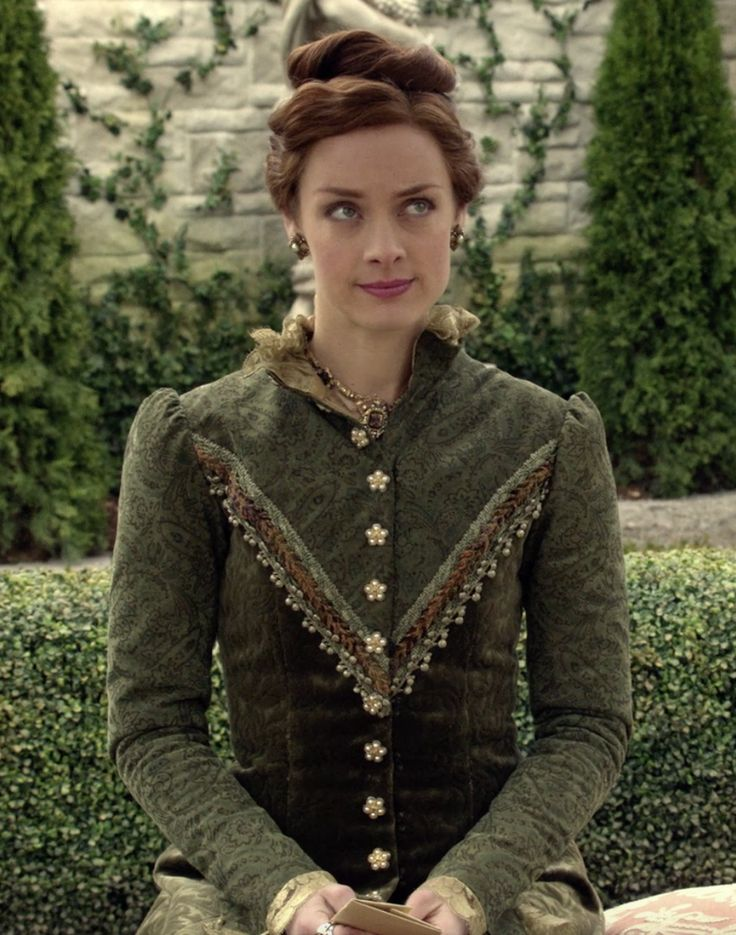 "Elizabeth Tudor - Reign ""Strange Bedfellows"" - Season 3, Episode 13"