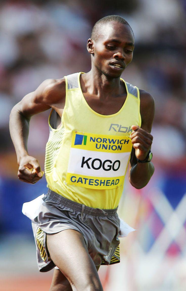 Micah Kogo
