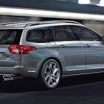 Citroen C5 Station Wagon 2011