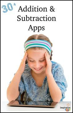 30 addition and subtraction apps with some great free options!