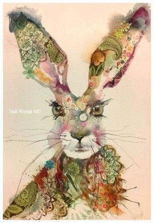 Delightful Arty Crush ~ Sarah Weyman