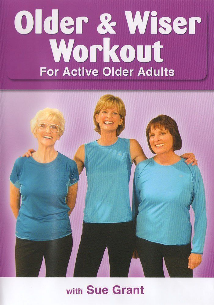 Older &Amp; Wiser Workout For Seniors And Active Older Adults
