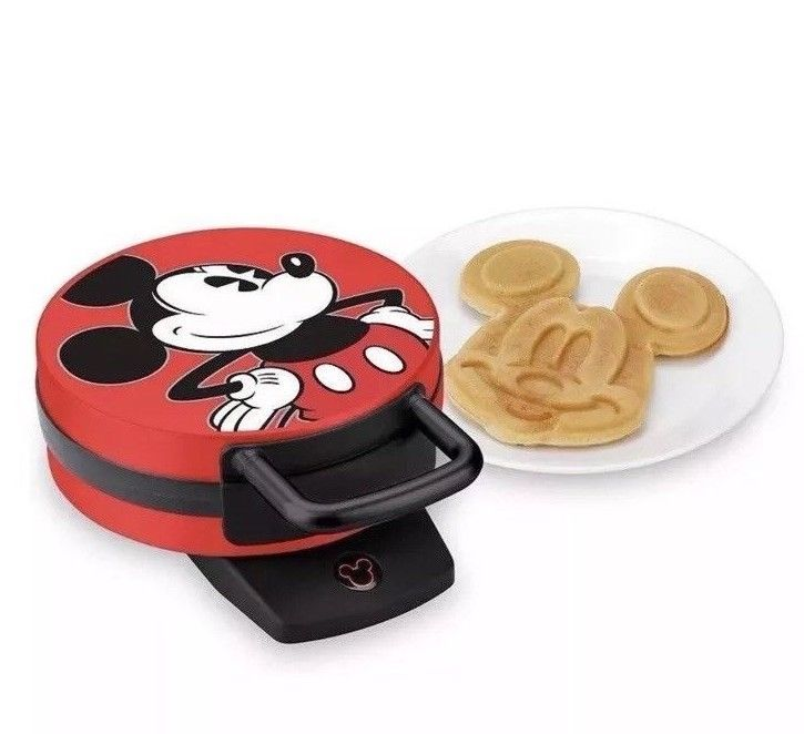 Mickey Waffle Maker-New and in original packaging #SelectBrands