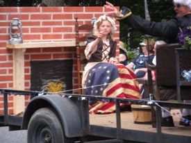 4th of july parade | ... Annual 4th of July Parade celebrating our Country's Independence  Betsy Ross Sewing The Flag