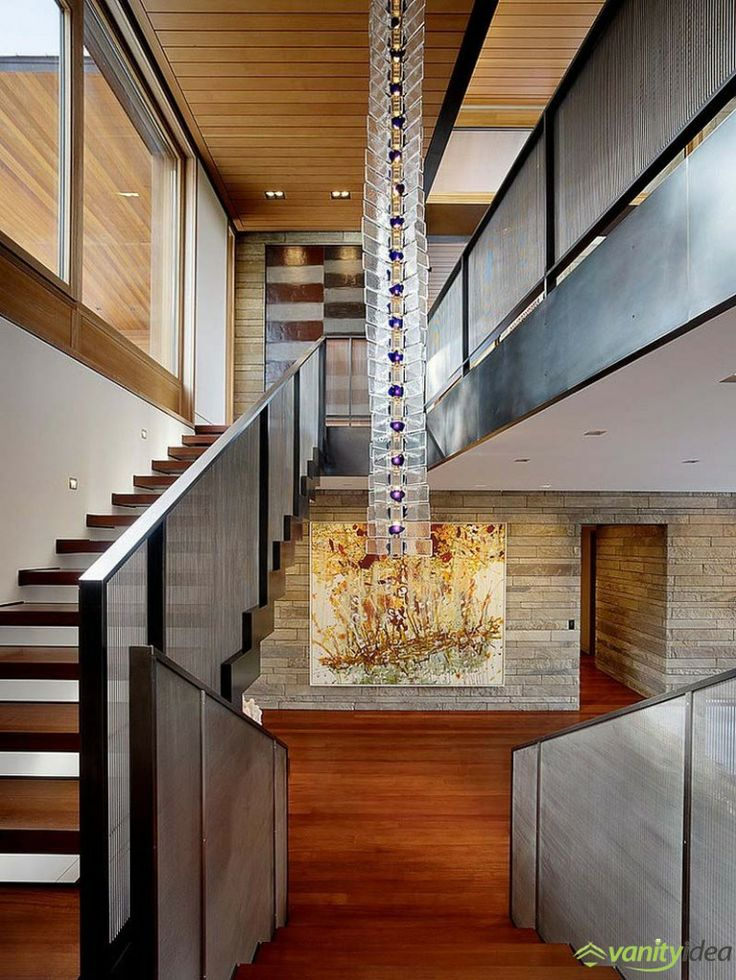 stair hall design