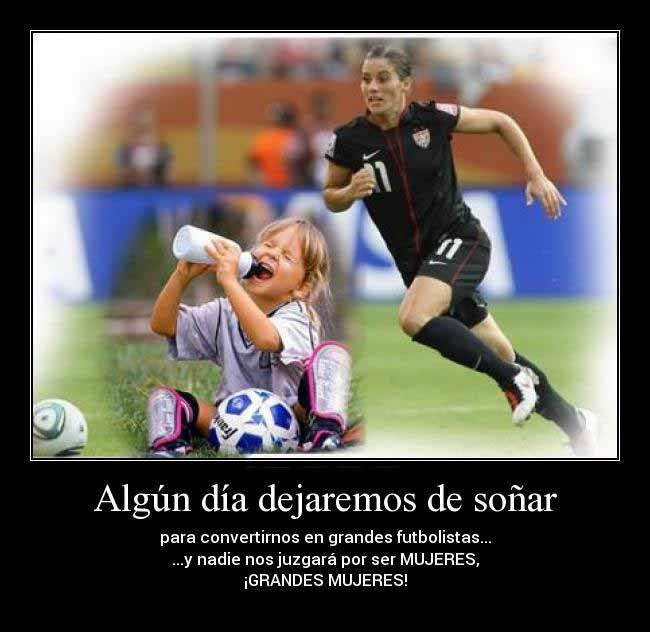 Imagenes De Mujeres Jugando Futbol Con Frases 6 D D Football