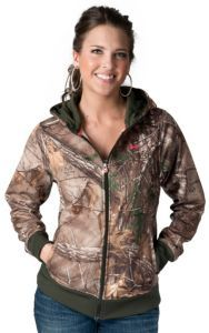 Under Armour® Women's Realtree™ Camouflage Zip Up Hoodie * buying this soon*