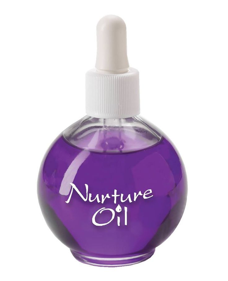 Quench your cuticles with NSI's nurture oil.