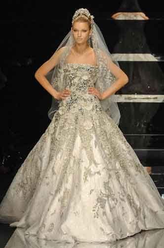 vestidos de noiva coloridos 2014 - Pesquisa Google