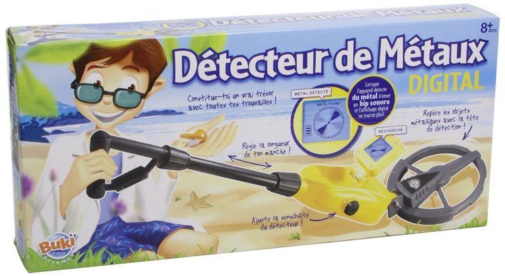 Un #détecteur de métaux pour découvrir plein de trésors ! #trésor #fouille