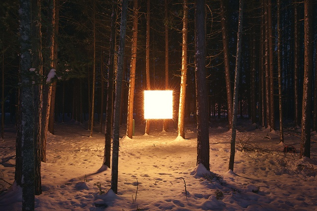 Illuminated Landscapes by Benoit Paillé