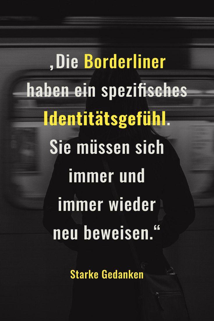 Borderline - Die emotional instabile