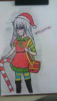 Merry Christmas by ThaisMarino-Sensei