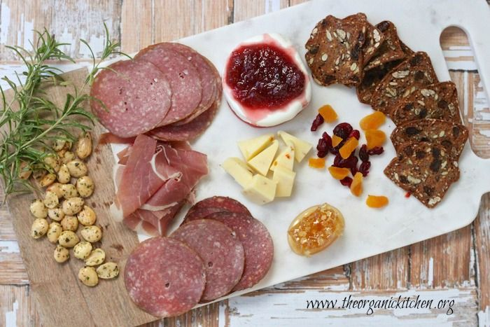 What the Heck is Charcuterie? And Why You Want it at Your Next Party! | The Organic Kitchen Blog and Tutorials