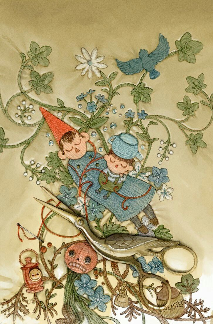 105 best Into the Unknown images on Pinterest | Over the garden wall ...