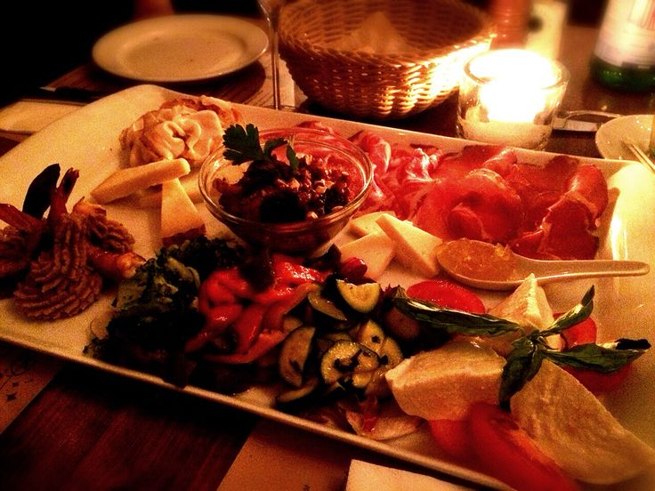 Italian food: Antipesto