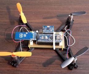 Arduino Micro Quadcopter