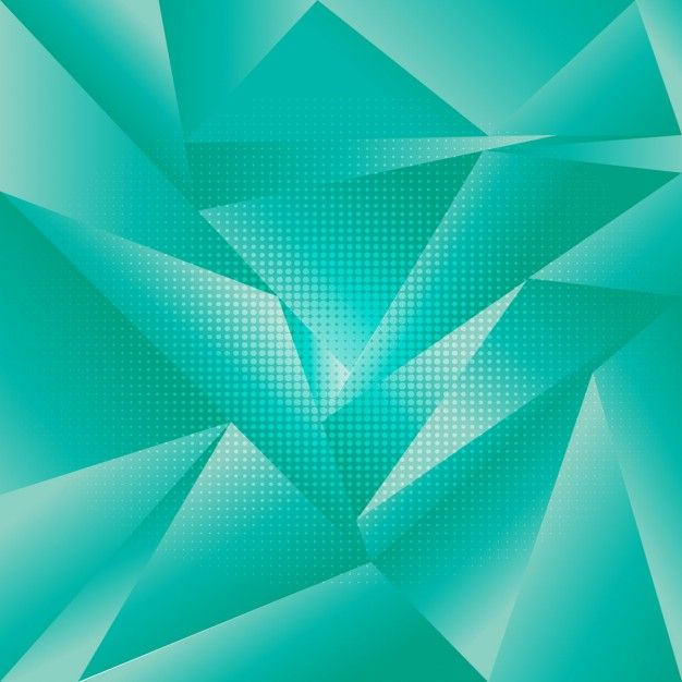 Free vector Modern background in low poly style #33310