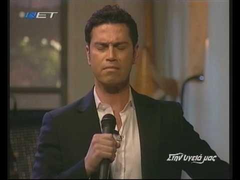 """'Εργο βίντεο 2010-04-08 - 02 M.FRAGOULIS sings F.G.LORGA """"Adelina del Paseo"""".WMV - YouTube"""