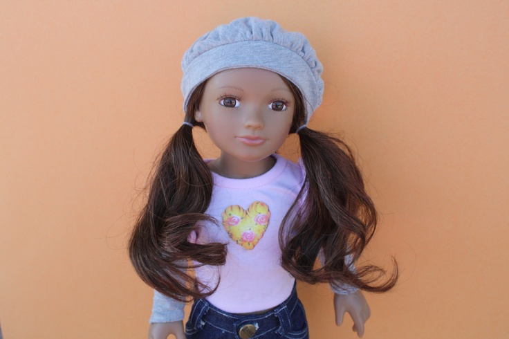 My salon doll the only doll with real hair my salon for 4 dollz only salon
