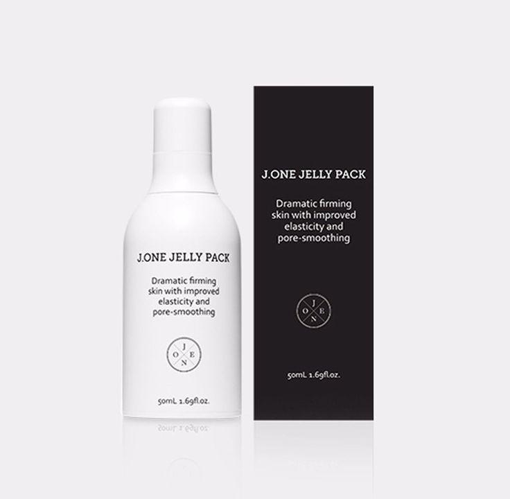 J.ONE Moisturizing Whitening Wrinkle Care Essence Jelly Ampoule Pack 1.7oz #JONE