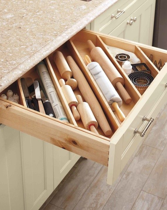 Our 2017 Storage And Organization Ideas Just In Time For Spring Cleaning Kitchen Drawer