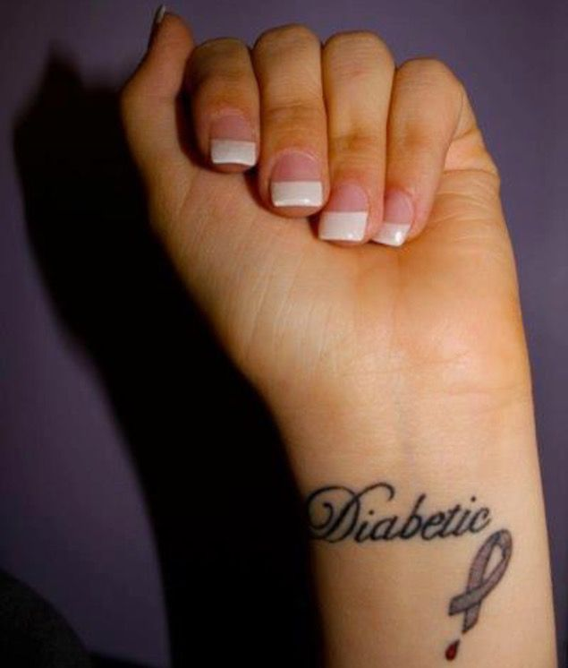 619 best images about diabetic tattoos on pinterest for Pictures of diabetic tattoos