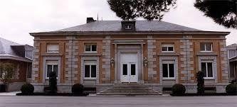 Palacio de la Zarzuela, donde habita la familia real