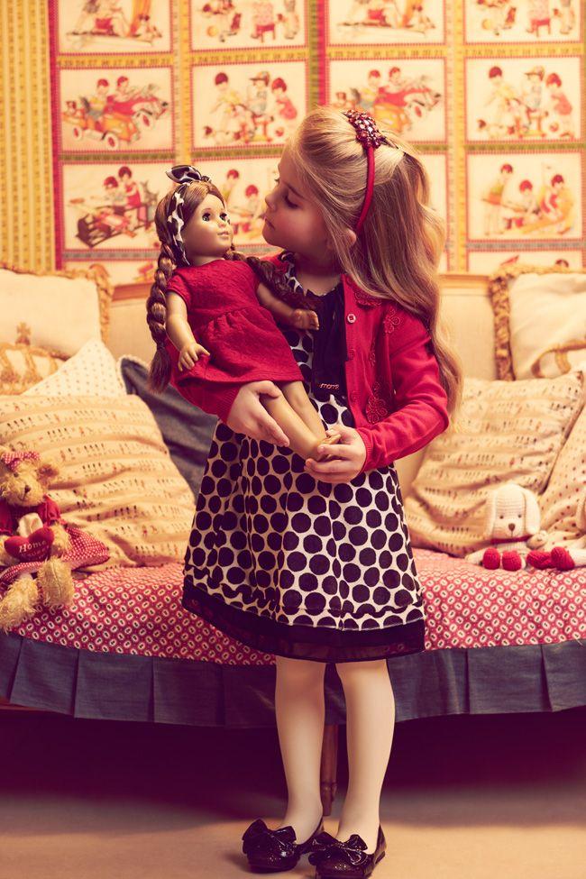 Momi | Moda | Roupa Infantil Feminina | Coleção Verão 2016