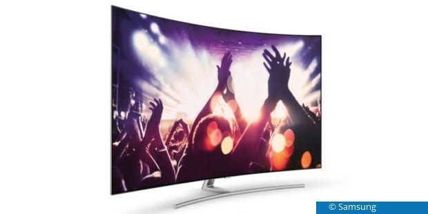 Samsung hat die neue QLED TV Serie vorgestellt, die ein deutlich verbessertes TV-Erlebnis bieten soll als bisherige LED-TVs.