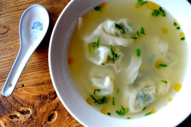 Simple Wonton Soup - The Woks of Life
