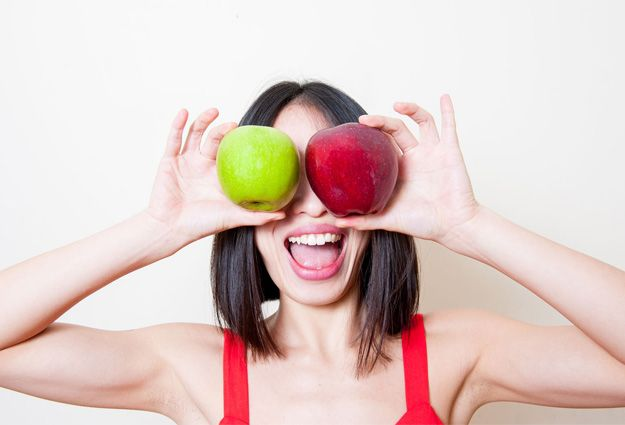 12 Incredible Ways To Get Gorgeous #Skin & #Hair With Apples  #megha #shop