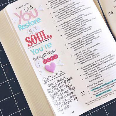 Journaling Bible Community