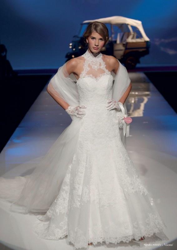 Collezione abiti da sposa #Nicole, abito da #sposa modello Noemi