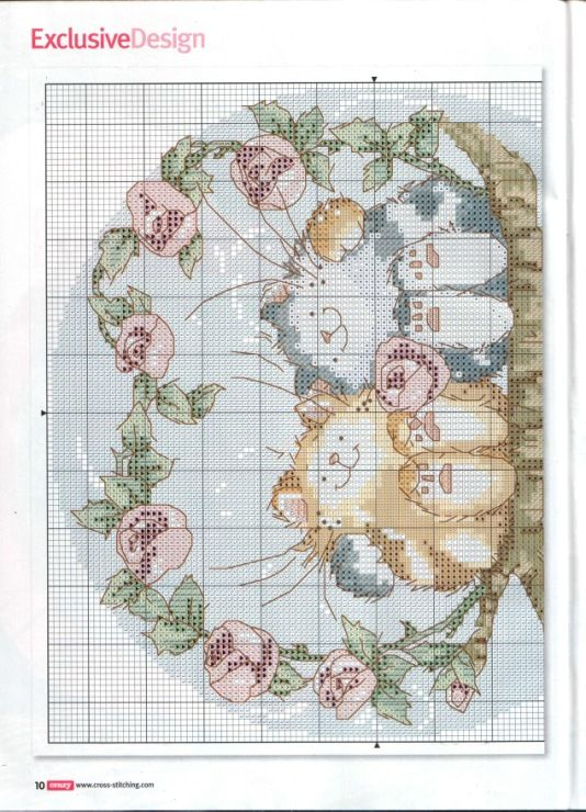 Images about cat cross stitch on pinterest