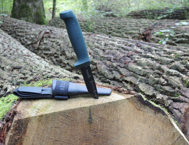 WERBUNG:  Neuheit 2016 Hultafors Outdoormesser OK1, robustes Messer mit ca. 3 mm Klingenstärke