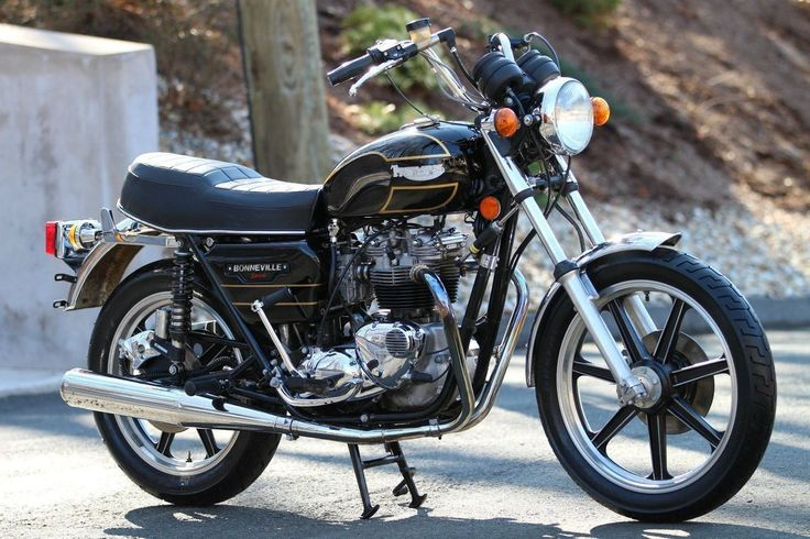 1979 Triumph Bonneville Special for sale via Rocker.co