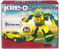 KRE-O Transformers Basic Bumblebee Toy