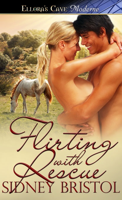 Sparks—and clothes—fly when hot veterinarian Cody-Lynn Parker shows up at Scott Carillo's animal shelter. Scott's had a bad run with women, but he can't keep his hands off Cody's luscious curves.    Cody's trying to be professional, but she can barely concentrate on work thanks to her craving for the tall, dark and sexy Cuban. She kisses caution goodbye and Scott hello when his shirt comes off.