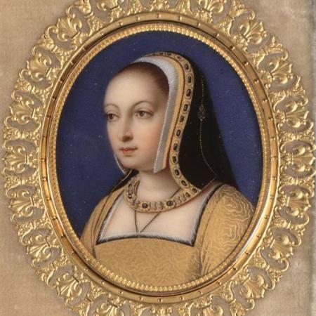 Anne de Bretagne Médaillon