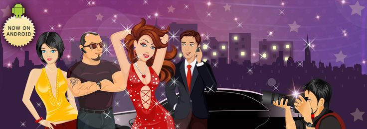 Live your Show Biz Dream in #DreamStar - a  FREE Celebrity Role Playing Game! Check it out at http://www.99games.in/dream-star
