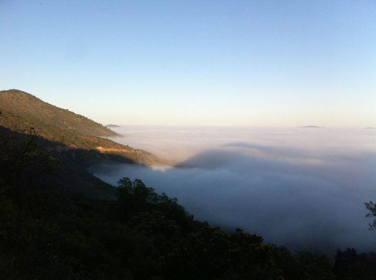 Una mañana en la Cuesta Zapata. Foto de Davis Mellado Ortiz.