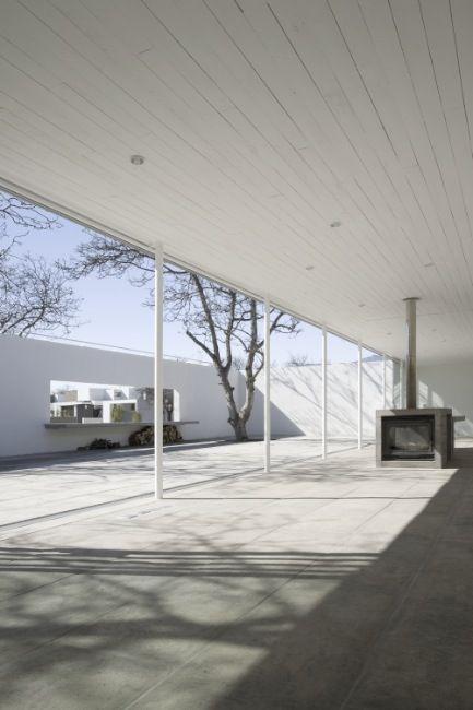 Casa Chilena 1 y 2 / Smiljan Radic