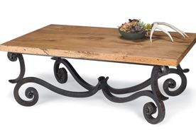 Rustic Coffee and end tables