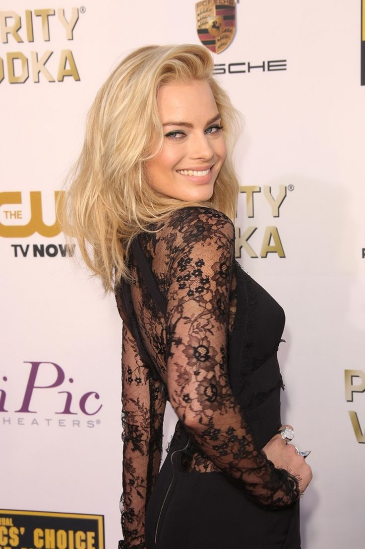 Margot Robbie. I'd like to be her please and thank you.