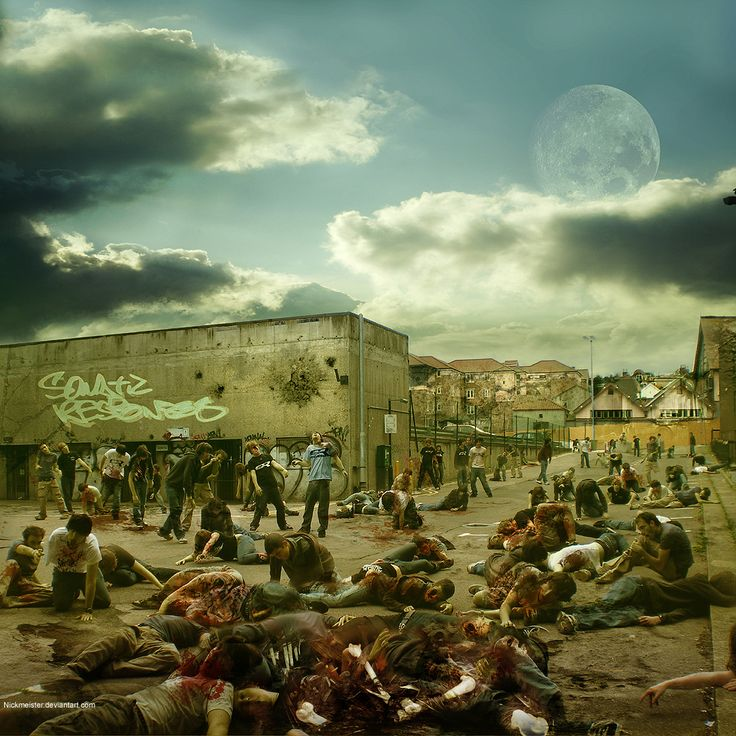 Zombie Apocalypse CDC | Nós Somos: Universidades dos EUA e O Apocalipse Zumbi