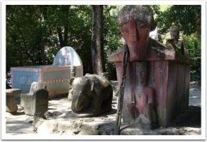 The legend of Lake Toba, an Indonesian folk tale